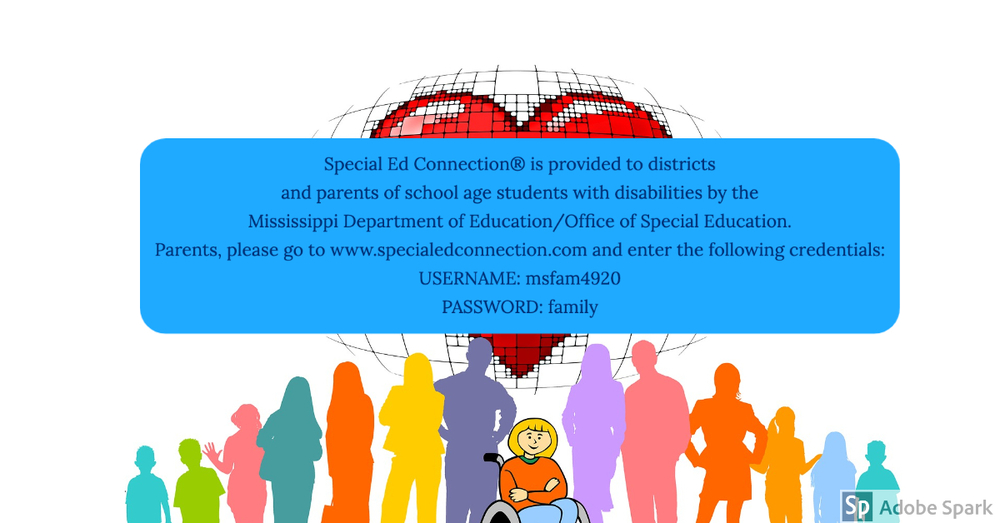 Special Ed Connection for Parents of Students with Disabilities